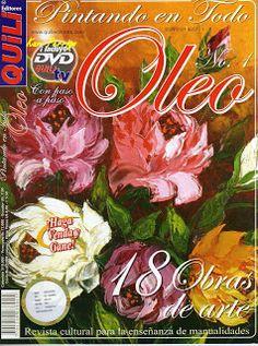 Revistas de Manualidades Para Descargar: Quili Pintando en Todo Nº1