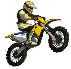 Motocross Clipart 18 - 2572 X 2500 Bolo Motocross, Dirt Bike Tattoo, Fox Racing Logo, Motos Trial, Motorcycle Party, Hill Climb Racing, Bike Illustration, Moto Cross, Bike Rider