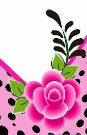 Resultado de imagem para flores para unhas para imprimir