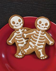 DIY Halloween Cookies | Handmade Charlotte