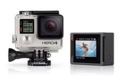 A GoPro HERO4 Silver Edition Giveaway