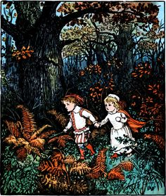 The Legend of the Green Children of Woolpit
