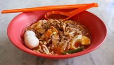 Prawn Noodles in Penang - Malaysian Food from Temple of Thai Food online Asian Grocery