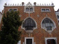 Casa dei Tre Oci - Venice Venezia #TuscanyAgriturismoGiratola