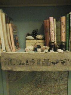From fenny, hanging on my bookshelf.