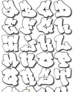 Die 81 Besten Bilder Von Graffiti Buchstaben