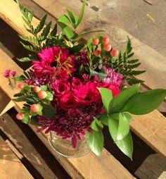 Pinktacular Bouquet Summer 2013