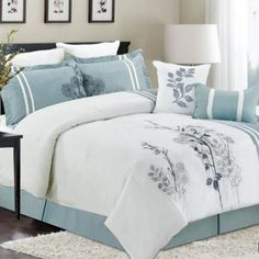 Comforter Set for the Master Bedroom.