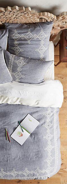 Bohemian Duvet Cover | Boho Style Decorating