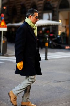 On the Street….Gloves – The Finishing Touch, Florence « The Sartorialist