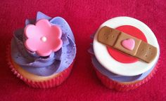 Doc McStuffins Cupcakes | Doc McStuffins cupcakes | Flickr - Photo Sharing!