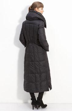 Cole Haan Long Down Coat