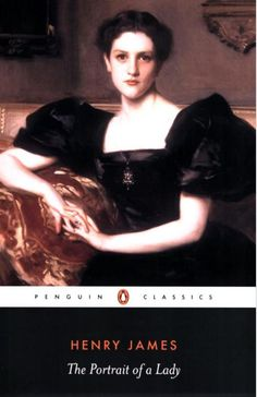 The Portrait of a Lady by Henry James. When Isabel Archer, a beautiful, spirited American, is brought to Europe by her wealthy aunt, it is expected that she will soon marry. But Isabel, resolved to determine her own fate, does not hesitate to turn down her suitors. She then finds herself irresistibly drawn to Gilbert Osmond, who, beneath his veneer of charm and cultivation, is cruelty itself. A story of intense poignancy about love and betrayal.