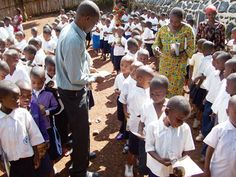 1000 Kids for Christ - in the Democratic Republic of the Congo with Grace Ministries International