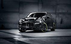 Papel de Parede Foto Coleção de Porsches: uma das marcas de carros com os modelos mais lindos do mundo