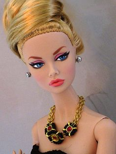 Simply Simpatico Poppy Parker   With pink pout - the way the…   Flickr