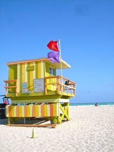 Miami y diez cosas para divertirte al máximo.