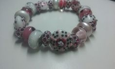 Check out this item in my Etsy shop https://www.etsy.com/es/listing/259705194/bracelet-murano-bracelet-lampwork