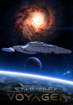 Star Trek Voyager #startrek #startrekvoyager