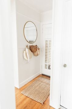 small entryway solut