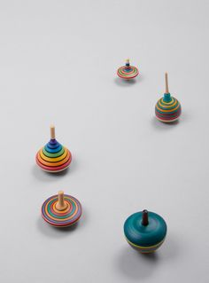 Spinning Top Poetry:Tops (1969) short movie 8 mns By Charles Eames