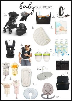 12 ITEMS FROM MY BABY REGISTRY THAT CAN BE FOUND AT NORDSTROM