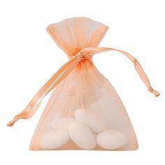 Säckchen für Hochzeitsmandeln - Gastgeschenke zur Hochzeit basteln Apricot Wedding, Guest Gifts, Card Wedding, Wedding Ideas, Crafting