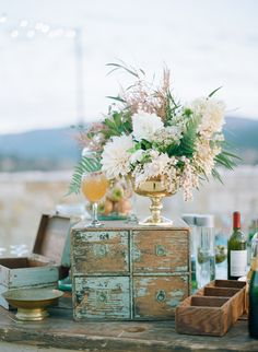 The Signature Cocktail Served at Lauren Conrad's Wedding
