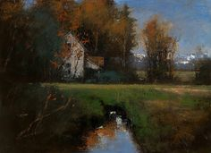 Autumn by Romona Youngquist Oil ~  x