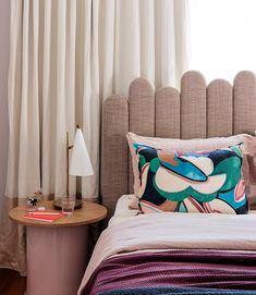 Check out this amazing Woollahra House by Decus Interiors. Every room is different, creating an explosion of colour in this professional couple's dream home