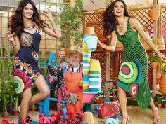 Catálogo Mujer Desigual. Venta de ropa online. Tienda Oficial Desigual