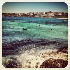 Bondi Beach Surfside, been and will go again.