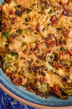 Slimming Eats Syn Free Brussels Sprouts Gratin - gluten free, vegetarian, Slimming World and Weight Watchers friendly Slimming World Quiche, Slimming World Diet, Slimming Eats, Slimming World Vegetarian Recipes, Slimming World Recipes, Low Calorie Recipes, Healthy Recipes, Free Recipes, Healthy Meals