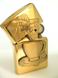 Tea Cup Zippo Lighter Surprise Zippo Lighter
