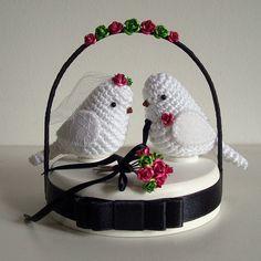 trés romantic... by Maria Handmade, via Flickr