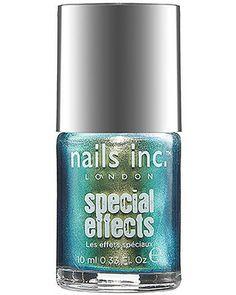 metallic nail polish #nails #nailpolish #gifts