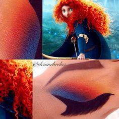 Disney Character Makeup, Disney Eye Makeup, Disney Inspired Makeup, Disney Princess Makeup, Anime Makeup, Eye Makeup Art, Sexy Makeup, Fairy Makeup, Eyeshadow Makeup