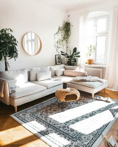 ♥ Hygge ♥ The Danes showed us how happy and relaxed living works! Living Room Interior, Home Living Room, Living Room Designs, Living Room Decor, Interior Livingroom, Living Room Inspiration, Home Decor Inspiration, Decor Ideas, Piece A Vivre