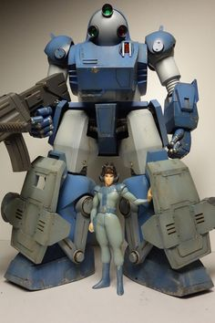 Female Cyborg, Mecha Suit, Super Robot, Robot Design, Retro Futurism, Miniature Dolls, Plastic Models, Gundam, Action Figures