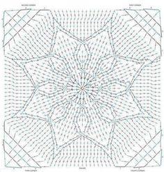 Baby chales de 3 capas y 2 capas circulares o cuadradas Tejer patrón N0 247
