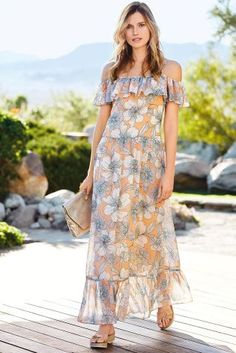 White Superdry Maxi Dress | Stuff to Buy | Pinterest | Shops ...