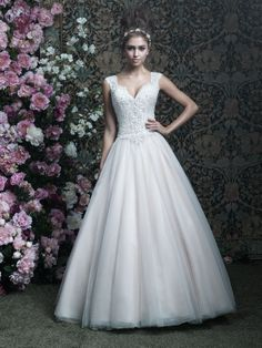 Allure Couture style C407