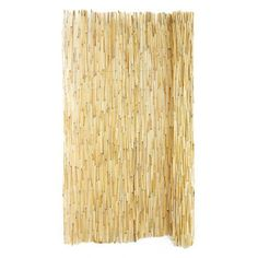 Backyard X-Scapes BIN-RF01 Peeled Reed Fencing by Backyard X-Scapes. $30.15. BIN-RF01 Features: -Peeled Reed Fencing. -Constructed from fresh water reed grown along riverbanks and wetlands. -Aesthetically pleasing and eco-friendly, but it also functions to add texture to an otherwise one-dimensional setting. -To promote durability and longevity, our Peeled Reed Fencing comes pre-assembled and is woven with durable, vinyl-coated wiring. -Peeled Reed Fencing is a lightweight fe...