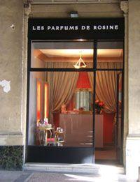 Les Parfums de Rosine : parfumeur à Paris, Spécialiste de la Rose
