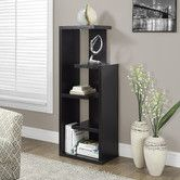 """Found it at Wayfair - Cantrell 48"""" Accent Shelves Bookcase"""