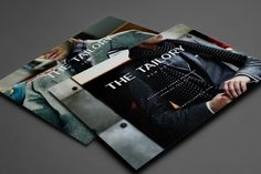 Work — Ian Vadas Brand Identity Design Luxury Fashion Design