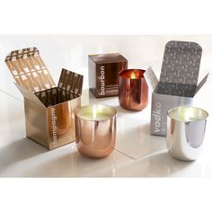 Modern Home Accessories, Home Décor & Luxury Gifts | Bourbon Pop Candle | Jonathan Adler