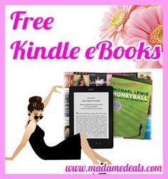 Lots of Free Kindle eBooks!