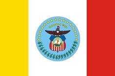 Flaggen / Flags - Columbus, Ohio - Vereinigte Staaten von Amerika / United States of America / USA