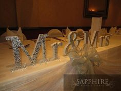 Mr & Mrs - By Vikki - At Sapphire Bespoke Events, 59 Poulton Road, Wallasey, Wirral